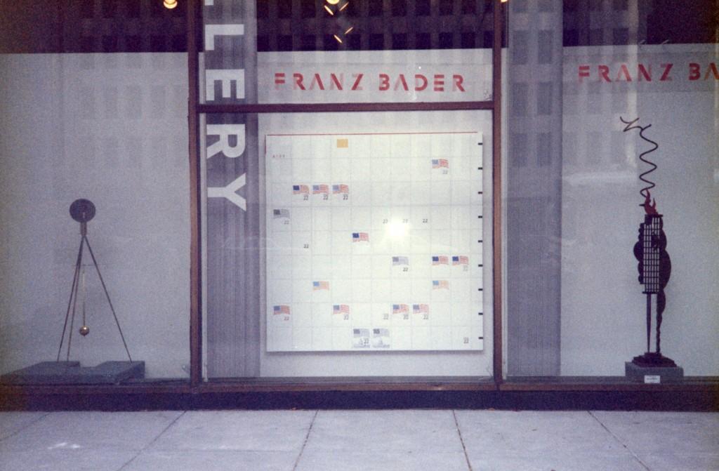Franz Bader Gallery 19892